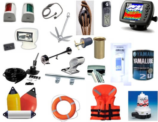 Boat Parts & Accessories